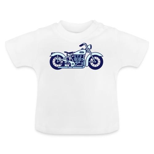 Moto - Camiseta bebé
