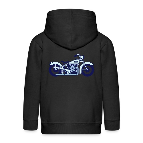 Moto - Chaqueta con capucha premium niño