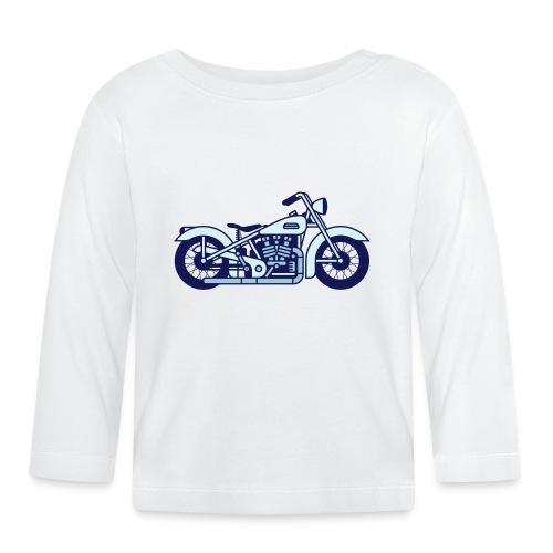 Moto - Camiseta manga larga bebé