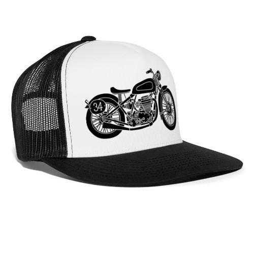 Motocicleta - Gorra de camionero