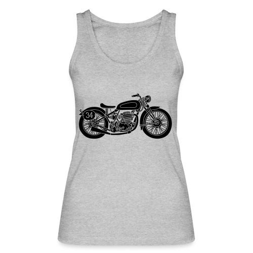 Motocicleta - Camiseta de tirantes ecológica mujer de Stanley & Stella