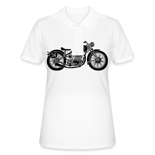 Motocicleta - Women's Polo Shirt