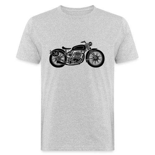 Motocicleta - Camiseta ecológica hombre