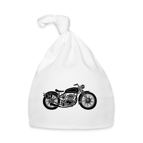 Motocicleta - Gorro bebé