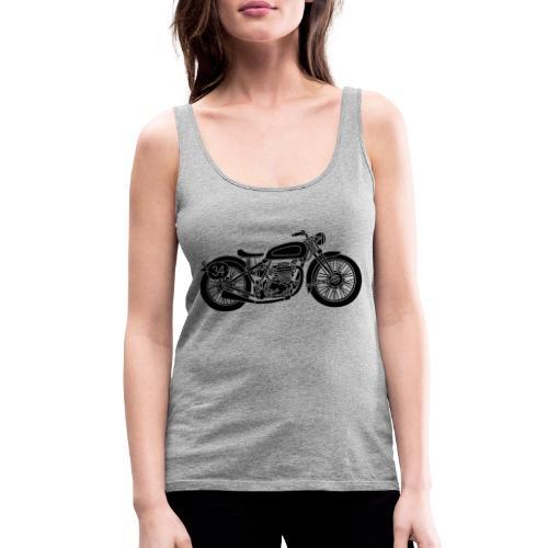 Motocicleta - Camiseta de tirantes premium mujer