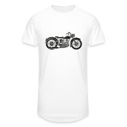 Motocicleta - Camiseta urbana para hombre