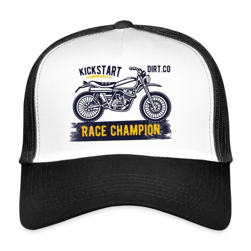 Super Cross - Gorra de camionero