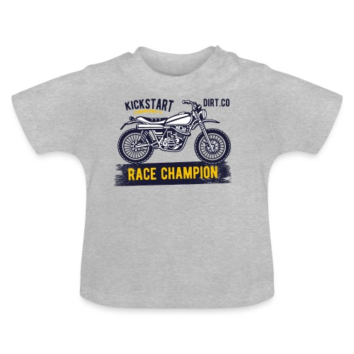 Super Cross - Camiseta bebé