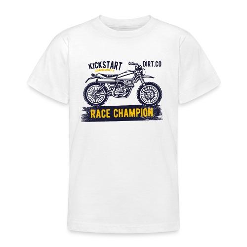 Super Cross - Camiseta adolescente