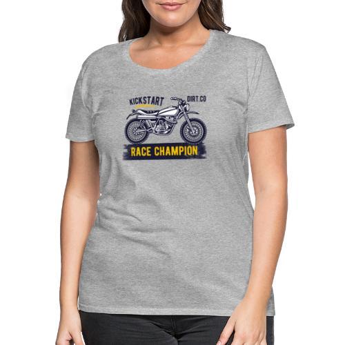 Super Cross - Camiseta premium mujer