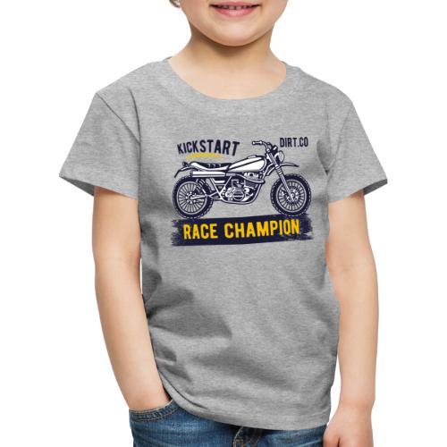 Super Cross - Camiseta premium niño