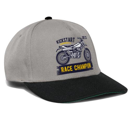 Super Cross - Gorra Snapback