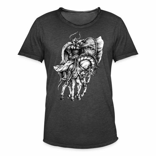 Odin - Männer Vintage T-Shirt