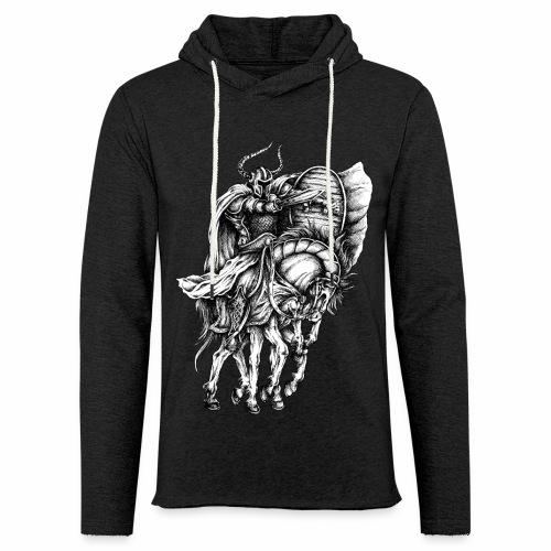 Odin - Leichtes Kapuzensweatshirt Unisex