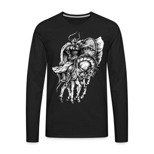 Odin - Männer Premium Langarmshirt