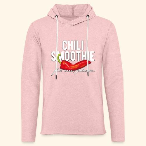 Chili Pepper T-Shirt Chili Smoothie - Leichtes Kapuzensweatshirt Unisex