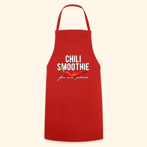 Chili Pepper T-Shirt Chili Smoothie - Kochschürze