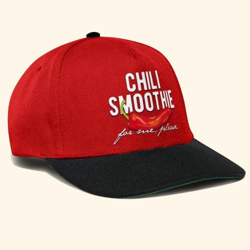 Chili Pepper T-Shirt Chili Smoothie - Snapback Cap