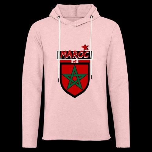 marocain et fier  Bodys Bébés - Sweat-shirt à capuche léger unisexe