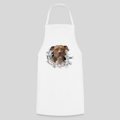 American Staffordshire Terrier *Glas-Loch* - Kochschürze