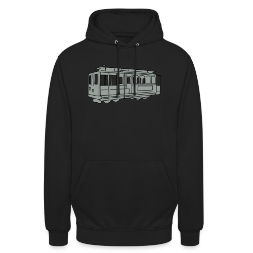 San Francisco Cable Car - Unisex Hoodie