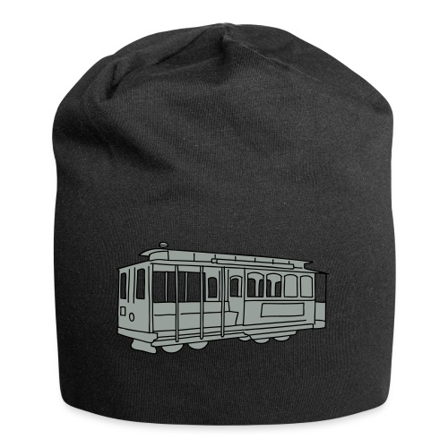 San Francisco Cable Car - Jersey-Beanie