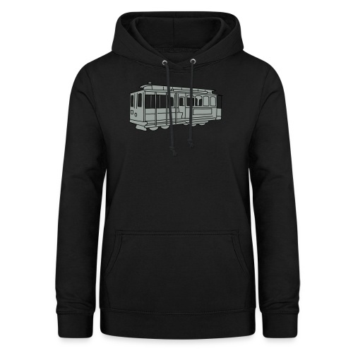 San Francisco Cable Car - Frauen Hoodie