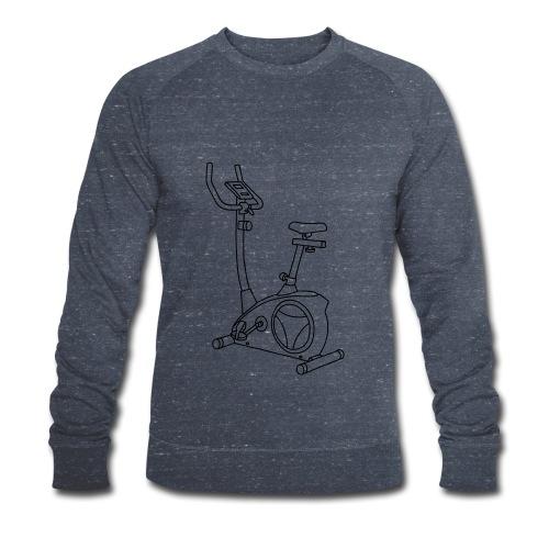 Heimtrainer Trimmdich-Rad - Männer Bio-Sweatshirt von Stanley & Stella