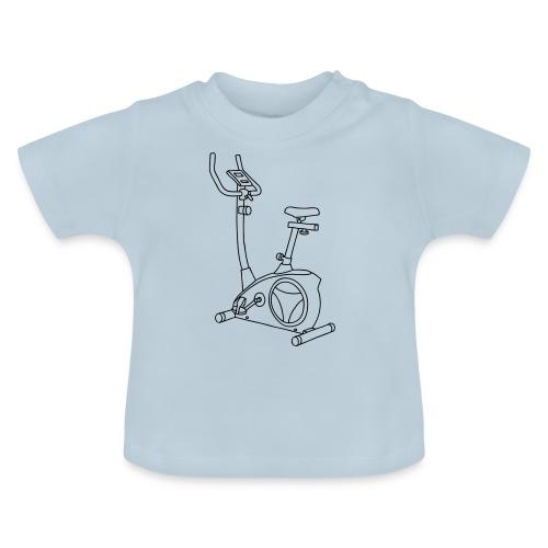 Heimtrainer Trimmdich-Rad - Baby T-Shirt