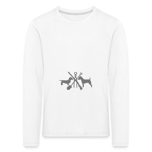 Ennos - Kinder Premium Langarmshirt