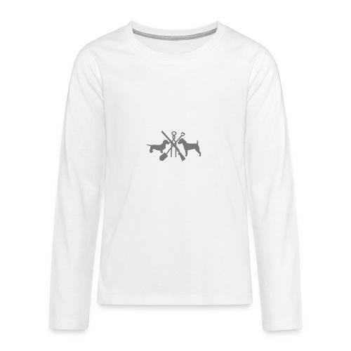 Ennos - Teenager Premium Langarmshirt