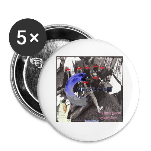 Prasvapa - Herrer - Stor pin 56 mm