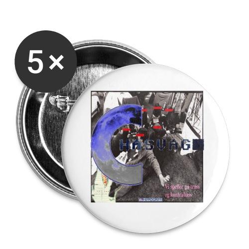 Prasvapa - Herrer - Liten pin 25 mm