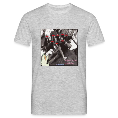 Prasvapa - Herrer - T-skjorte for menn