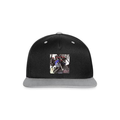 Prasvapa - Herrer - Snapback-caps med kontrast