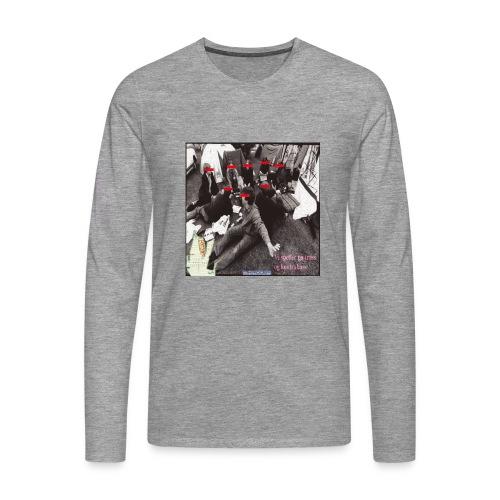 Prasvapa - Herrer - Premium langermet T-skjorte for menn