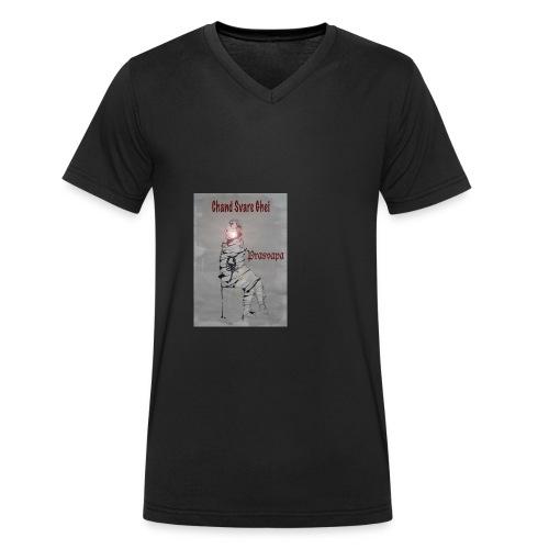 Prasvapa - bag - Økologisk T-skjorte med V-hals for menn fra Stanley & Stella