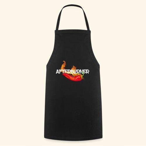 Afterburner Chili T-Shirt - Kochschürze