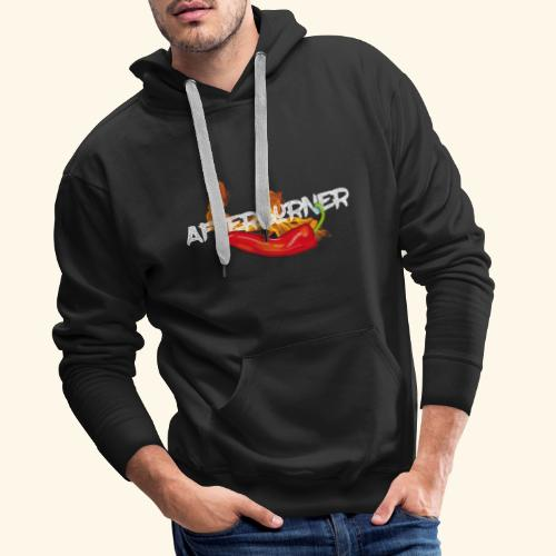 Afterburner Chili T-Shirt - Männer Premium Hoodie