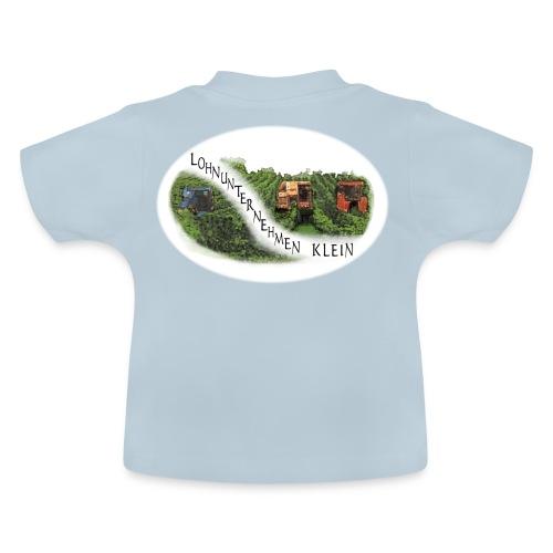 Logo Lohnunternehmen Klein - Baby T-Shirt