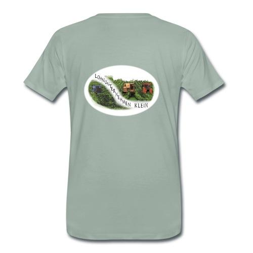 Logo Lohnunternehmen Klein - Männer Premium T-Shirt
