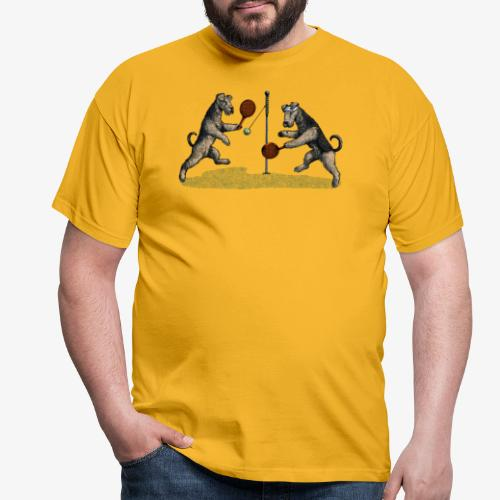 Airedale Swingball - Men's T-Shirt