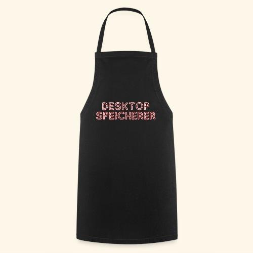 Lustiges Nerd-T-Shirt Desktopspeicherer - Kochschürze