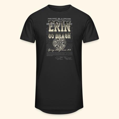 Erin go bragh T Shirt Design - Männer Urban Longshirt