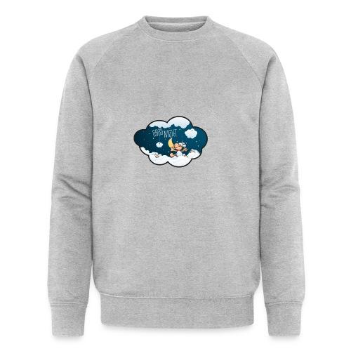 Gute Nacht Schafe zählen - Männer Bio-Sweatshirt von Stanley & Stella