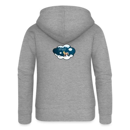 Gute Nacht Schafe zählen - Frauen Premium Kapuzenjacke