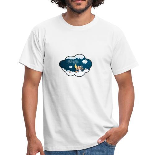 Gute Nacht Schafe zählen - Männer T-Shirt