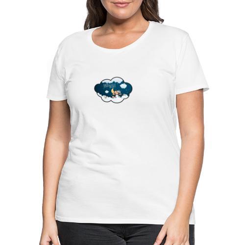 Gute Nacht Schafe zählen - Frauen Premium T-Shirt