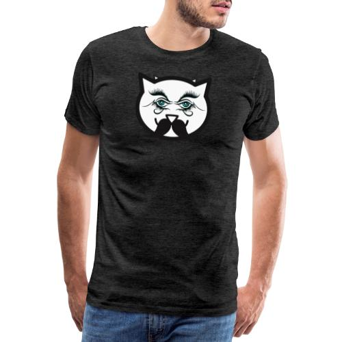 Hipster Cat Boy by T-shirt chic et choc - T-shirt Premium Homme