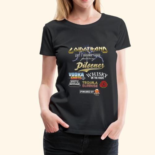Goldstrand T-Shirt Sauftour